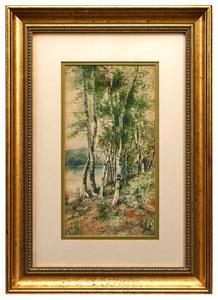 Elizabeth Nourse watercolor