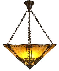 Handel chandelier