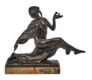 Victor Rousseau sculpture