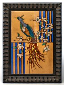Taylor Tilery tile plaque