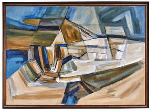 Oscar V. Larmer Painting