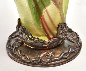 Burgun & Schverer vase