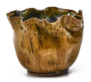 George Ohr vase