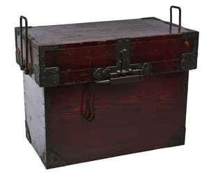 Arts and Crafts chest