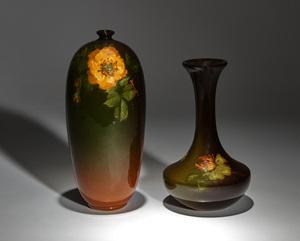 Weller Pottery vases