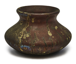 Clewell Pottery vase