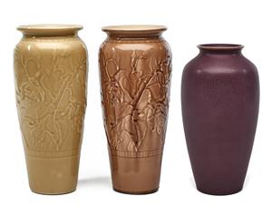 Rookwood Pottery vases