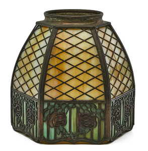 Handel lamp shade