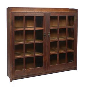 Gustav Stickley bookcase