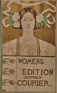 Alice R. Glenny lithograph
