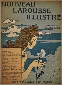 Eugene Grasset lithograph