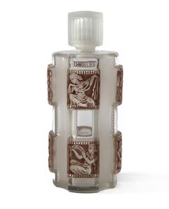 Rene Lalique perfume bottle