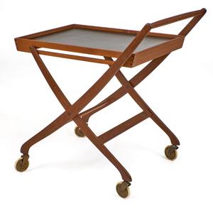 Danish Furniture Makers folding cart