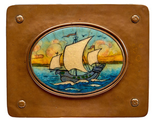 Gertrude Twichell box