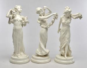 Rudolf Podany figurines