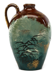 Matt Morgan Art Pottery by W.P. McDonald