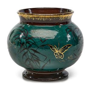 Matt Morgan Art Pottery Co. vase