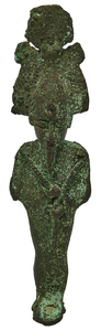 Egyptian figurine