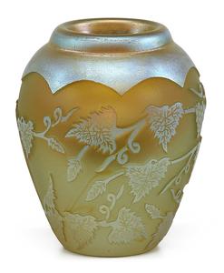 Vandermark- Merritt Studios vase