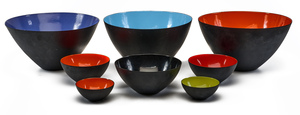 Norman Copenhagen by Herbert Krenchel bowls
