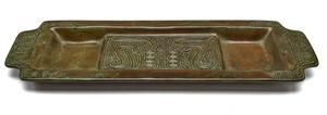 Tiffany Studios pen tray