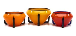 Loetz vases