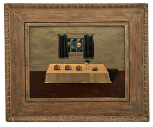 Gertrude Abercrombie painting