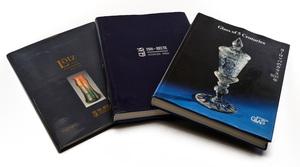 Art glass books