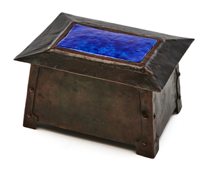 Arts and Crafts box, Antique Greater than 100 Years Old