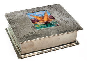 Liberty & Co box