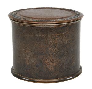 Louis C. Tiffany Furnaces cigarette box