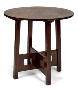 Limbert lamp table