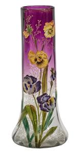 Mont Joye vase