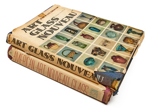 Art Nouveau Glass books