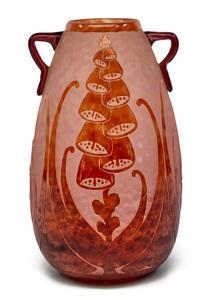 Le Verre Francais vase